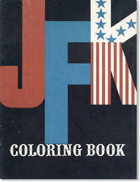 JFK Coloring Book [cover title]