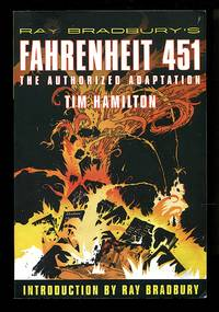 image of Ray Bradbury's Fahrenheit 451