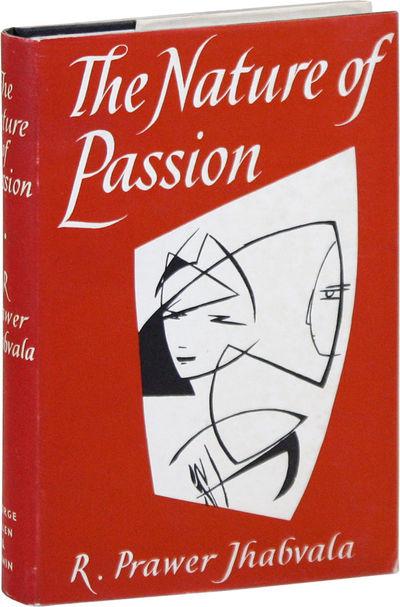 London: George Allen and Unwin Ltd, 1956. First UK Edition. First Impression. Octavo; black paper ov...