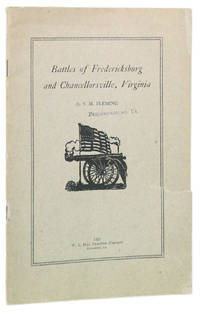image of BATTLES OF FREDERICKSBURG AND CHANCELLORSVILLE, VIRGINIA