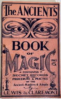 The Ancients Book of Magic