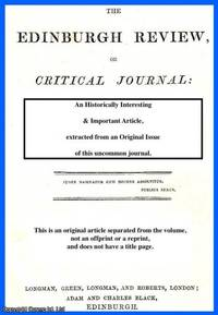 The Periodical Press; Newspapers, Magazines and Reviews. A critical review. A rare original article from the Edinburgh Review, 1823 by William Hazlitt - First Edition - 1823 - from Cosmo Books (SKU: 047109)