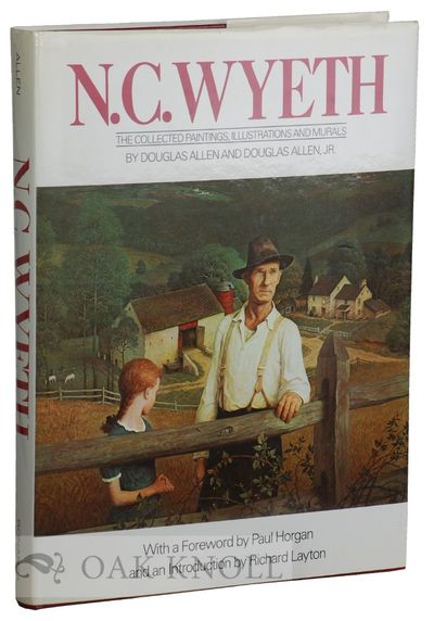 New York, NY: Bonanza Books, 1972. cloth, dust jacket. Wyeth, N.C.. 4to. cloth, dust jacket. 335+(1)...