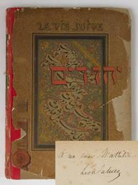 La Vie juive. Préface de Zadok-Kahn (grand rabbin de Paris). Illustrations d'Alphonse Lévy.