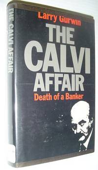 image of The Calvi Affair: Death of a Banker