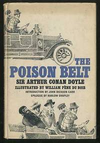 The Poison Belt Being an Account of Another Amazing Adventure of Professor Challenger