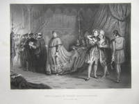 The Quarrel Of Wolsey And Buckingham. (King Henry VIII).