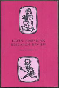 Latin American Research Review. Volume 35, Number 1, 2000