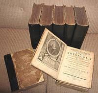 LOCI THEOLOGICI cum per adstruenda veritate tum per destruenda quorumvis contradicentium falsitate PER THESES NERVOSE SOLIDE ET COPIOSE explicati  (1762 - 1781) (Gerhard Loci)
