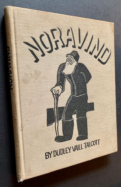 Hartford, CT: Edwin Valentine Mitchell, 1929. Pictorial cover. Very Good +. INSCRIBED BY THE PUBLISH...