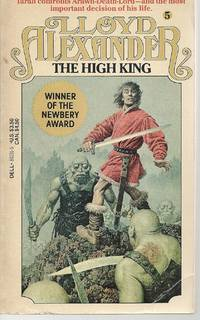 The High King (Prydain Chronicles, Volume 5) by  Lloyd Alexander - Paperback - 1980-01-01 - from Vada's Book Store (SKU: 1501060002)