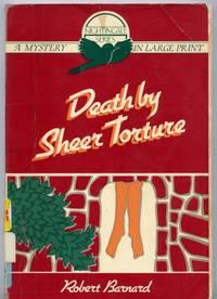 Death by sheer torture (Nightingale series)