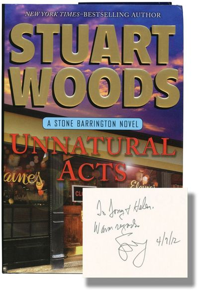New York: Putnam, 2012. First Edition. First Edition. INSCRIBED by the author on the
