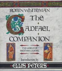 THE CADFAELL COMPANION - signed by Ellis Peters