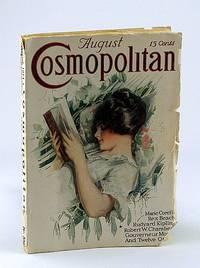 Cosmopolitan Magazine, August, 1914, Number (No. / #) 339, Vol. LVII, No. 3 - Harrison Fisher Cover