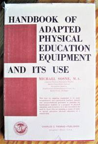 Handbook of Adapted Physical Education Equipment and Its Use