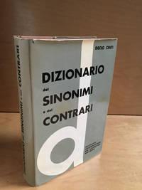 image of Dizionario dei sinonimi e dei contrari