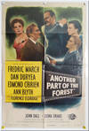 image of [Original Studio One Sheet Poster for:] ANOTHER PART OF THE FOREST