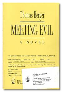 MEETING EVIL A NOVEL