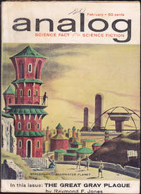 Analog Science Fact - Science Fiction, February 1962 (Volume 68, Number 6)