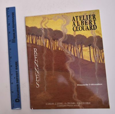 Rennes, France: Hotel des Ventes de Rennes, 1990. Softcover. VG. Minor scuffs to extremities, clean ...