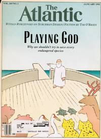image of THE ATLANTIC: PLAYING GOD WITH ENDANGERED SPECIES