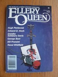 Ellery Queen's Mystery Magazine April 22, 1981