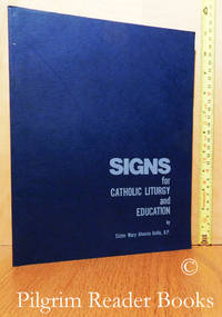 image of Signs for Catholic Liturgy and Education.
