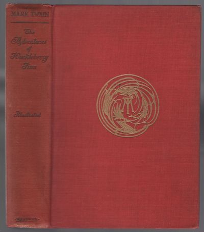 New York: Harper & Brothers, 1912. Hardcover. Very Good. Reprint. 388pp. Red cloth boards with gilt ...