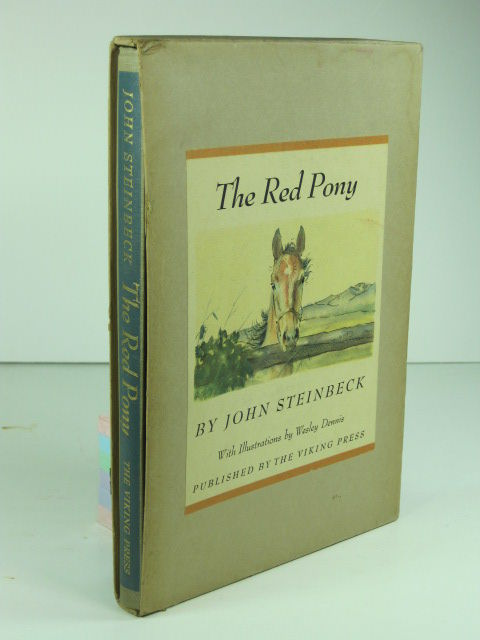 red pony book