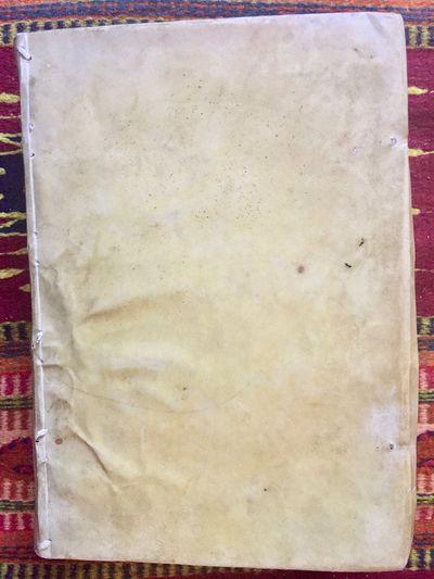 Ucles, Spain: Convento de San Joseph, por Domingo de la Iglesia, 1624. First printing. Large (royal)...