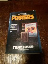 Official Identification and Price Guide to Posters