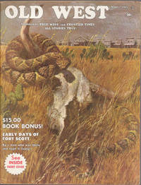 image of A Winter 1965 Issue of Old West Magazine. J. Frank Dobie