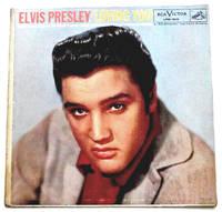 image of Elvis Presley Loving You LP