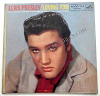 Elvis Presley Loving You LP