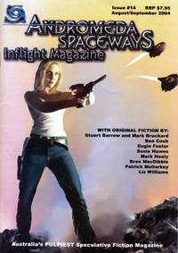 Andromeda Spaceways Inflight Magazine Issue 13 Aug/Sept 2004