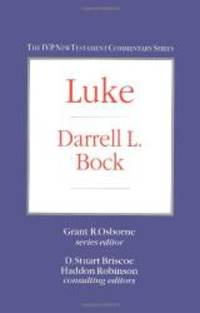 image of Luke (IVP New Testament Commentaries)