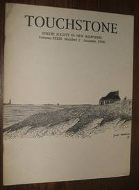 image of Touchstone Poetry Society of New Hampshire Volume XXXIII Number 2 Autumn