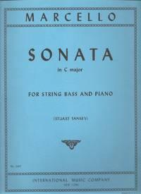 Marcello: Sonata in C major for String Bass and Piano
