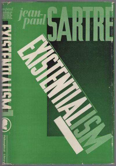 New York: Philosophical Library, 1947. Hardcover. Fine/Fine. First American edition. Octavo. 92pp. T...