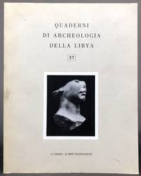 Quaderni di Archeologia della Libya: Vol. 17 by  Lidiano; Editor Bacchielli - Paperback - 1995 - from Common Crow Books (SKU: B29209)