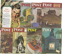 Dark Passage: First appearance in the Saturday Evening Post, in 8 parts