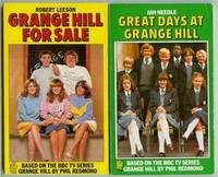 Great Days at Grange Hill  AND Grange Hill for Sale (2 books)