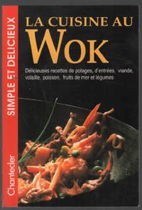 image of La cuisine au wok