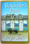 image of Alexander's Path: A Travel Memoir