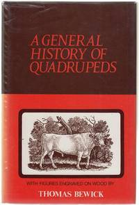 A General History Of Quadrupeds.