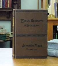 Uncle Herbert's Speaker and Autograph Album Verses