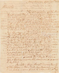 [Autograph letter signed, from George Washington to Burwell Bassett, offering condolences on the death of his daughter, and discussing news of the engagement of John Custis to Eleanor Calvert]