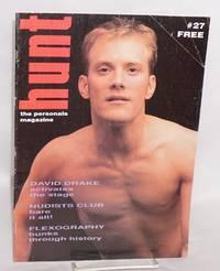 Hunt: the personals magazine; #27