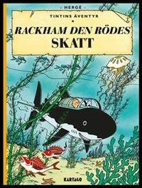 Rackham den rödes skatt